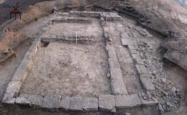 Храм Деметры в поселке Вестник